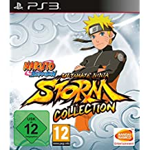 Naruto Shippuden Ultimate Ninja Storm Collection (1 + 2 + 3 Full BURST) – [PlayStation 3]