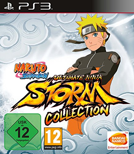 Naruto Shippuden Ultimate Ninja Storm Collection (1 + 2 + 3 Full Burst) - [PlayStation 3] (Naruto Shippuden Storm 3)