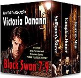 Knights of Black Swan, Books 7-9 (Knights of Black Swan Box Set Book 3)