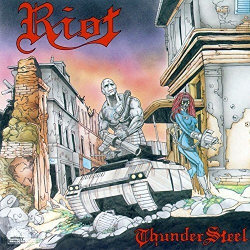 Riot: Thundersteel Ri (Audio CD)