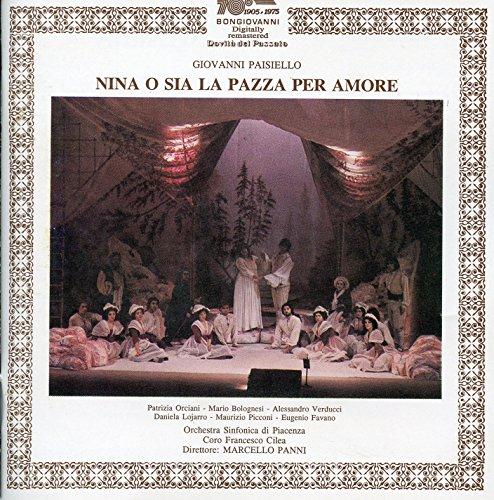 Nina, o sia La pazza per amore: Act I Scene 8: Amica, andiam (Nina, Elisa, Il Conte)