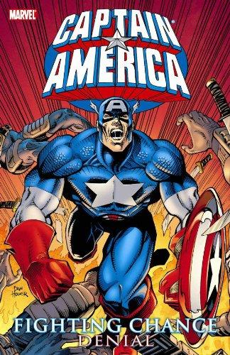 Captain America: Fighting Chance - Denial (Captain America (Unnumbered Paperback))