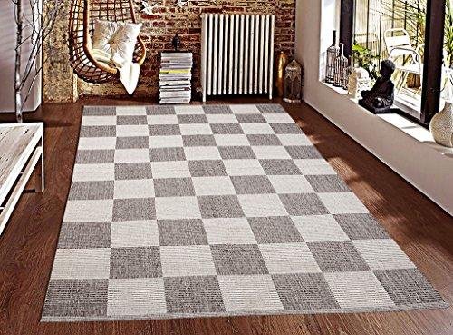 Saral Home Soft Cotton Multi Purpose Floor Rugs -140x200 cm