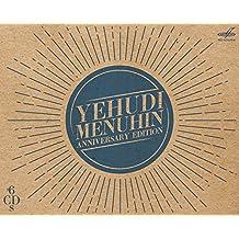 Menuhin:Anniversary Edition [Yehudi Menuhin; Lev Oborin; Abram Makarov] [MELODIYA: MELCD 1002460]