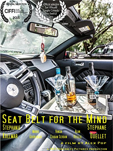 Seat Belt for the Mind Cover