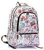 Tibes reizende Art Rucksack Netter Taschen Funny Rucksack für Kinder
