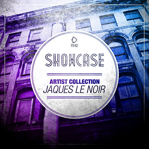 Showcase - Artist Collection Jaques Le Noir