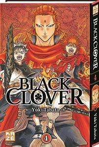 """Afficher """"Black clover n° 4<br /> Black Clover"""""""