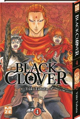 Black Clover (4) : Black Clover
