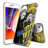 FHHICCGHF iPhone 6S Coque, [Transparente] Coque Arrière en Silicone Résistante aux Chocs et aux Rayures pour iPhone 6S/6 - Crystal Clear KJAJKJDJF00061