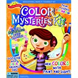 Scientific Explorer Farbe Mysteries Kit