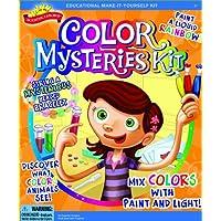 Scientific Explorer Farbe Mysteries Kit