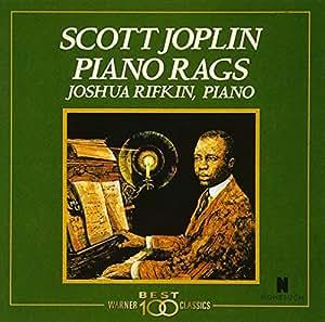 Scott Joplin:Piano Rags [Import allemand]