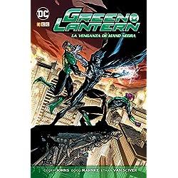 Green Lantern de Johns: La venganza de Mano Negra - Español