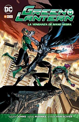 Green Lantern de Johns: La venganza de Mano Negra