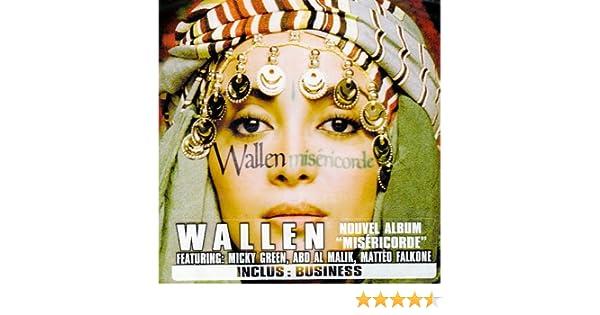 ALBUM WALLEN MISERICORDE TÉLÉCHARGER