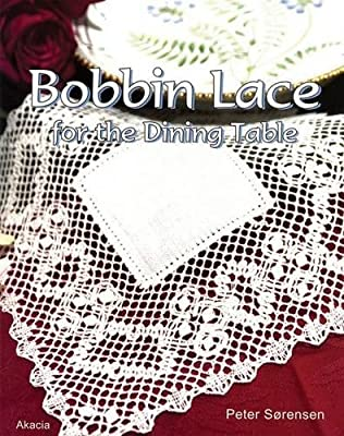 Bobbin Lace for the Dining Table - low-cost UK light shop.