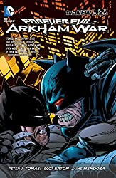 Forever Evil: Arkham War (The New 52)