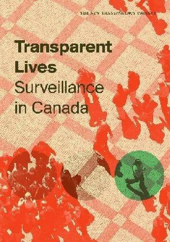 Transparent Lives (Athabasca University Press) by The New Transparency Project (2014-09-18)