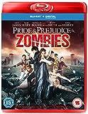 Pride & Prejudice & Zombies [Blu-ray] [2016]