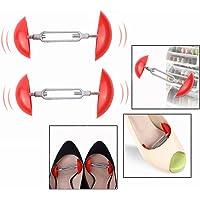 OFKPO 1 Paire Mini Embauchoirs Réglables, Extender Réglable Embauchoirs et Outil de Stéréotypes pour Chaussures