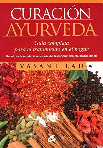 Curación Ayurveda (Nutrición y salud) por Vasant Lad