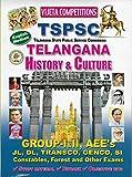 TSPSC- Telangana History & Culture ENGLISH MEDIUM