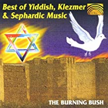 Best of Yiddisch, Klezmer and Sephardic Music