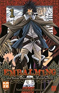 Embalming Edition simple Tome 1