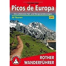 Picos de Europa: Die schönsten Tal- und Bergwanderungen. 50 Touren. Mit GPS-Tracks. (Rother Wanderführer)