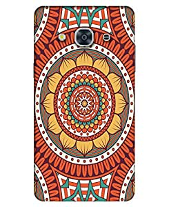 PCM printed high quality hard back case cover for Samsung Galaxy Grand Prime 4G SM-G531F - Matte Finish - 5146
