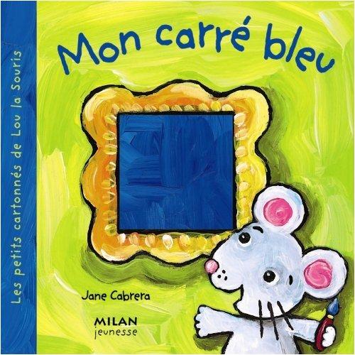 Mon carré bleu