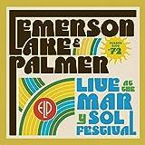 Lake & Palmer Emerson: Live At Mar Y Sol Festival '72 (Audio CD)