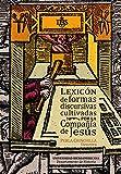 Lexicón de formas discursivas cultivadas por la Compañía de Jesús