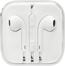 M.H.BRAND Handsfree Earphone for Apple iPhone 5S 5 6 6S 7 Plus Se & Ipad Devices