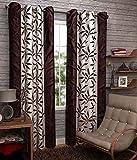 BSB Trendz Printed Single Window Curtain
