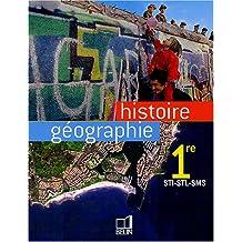 Histoire-Géographie 1e STI-STL-SMS