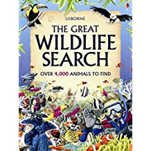 The Great Wildlife Search (Usborne Great Searches)
