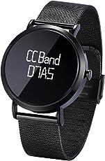 Fuibo Smartwatch, Mehrere Fitness-Modi Übung Herzfrequenz Schrittzähler Smart Watch Armbanduhr Sport Fitness Tracker Armband
