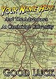 A5 Personalised CAMBRIDGE University Good Luck Card refPIDZ04