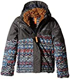 Brunotti Mädchen Jacke Jarineola Junior Girls Jacket, Smoke, 128, 152242508
