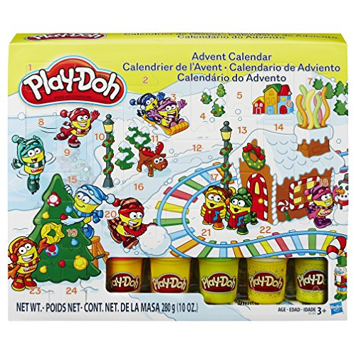 Play-Doh - B2199eu40 - Pâte À Modeler - Calendrier De L'avent