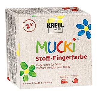Mucki Fingerfarbe Textil