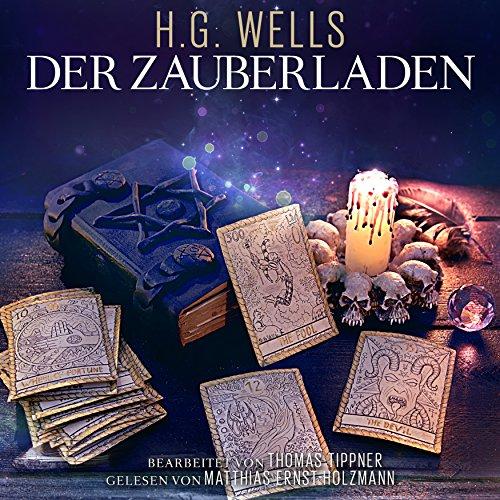 Buchseite und Rezensionen zu 'Der Zauberladen' von Herbert George Wells