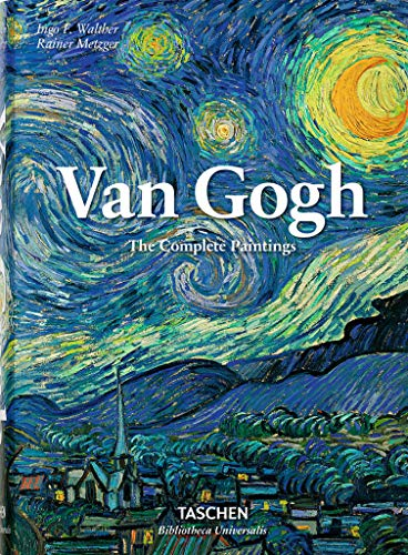 Van Gogh. the Complete Paintings-Anglais (Basic Art Album) por Rainer Metzger