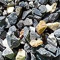 25 KG Zierkies Marmorkies gebrochen Marmor Splitt - Farbe wählbar von MGS SHOP - Du und dein Garten