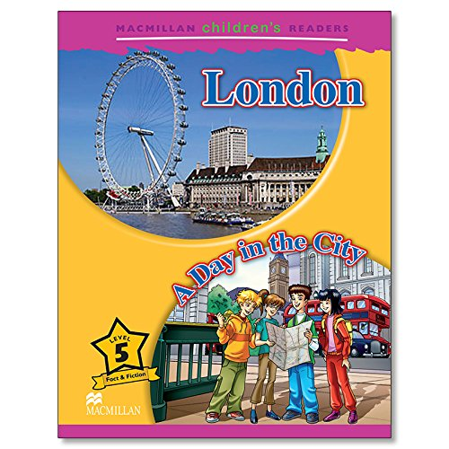 MCHR 5 London: A Day in the City Int: Level 5 - 9780230010208