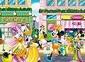 Clementoni 27512.0 - Puzzle de 104 piezas, diseño de Mickey Mouse por Clementoni