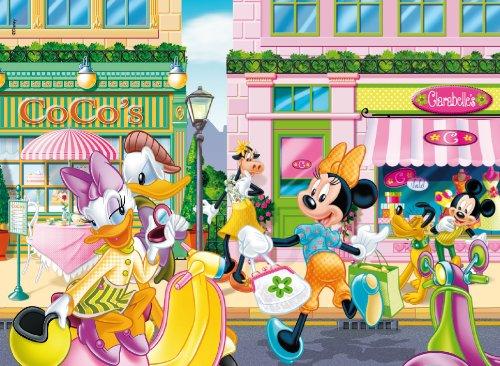 Imagen 2 de Clementoni 27512.0 - Puzzle de 104 piezas, diseño de Mickey Mouse