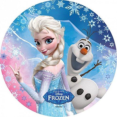 Tortenaufleger Frozen 06